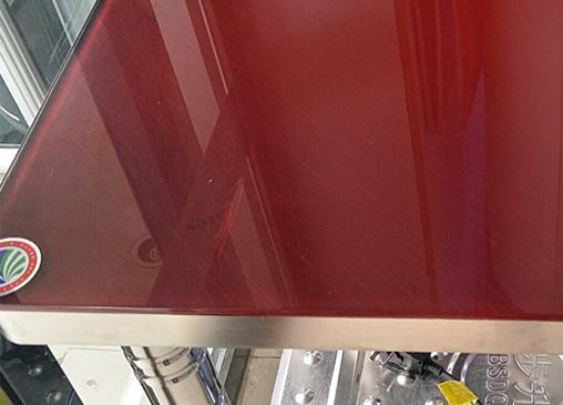 彩绘钢化玻璃面板
